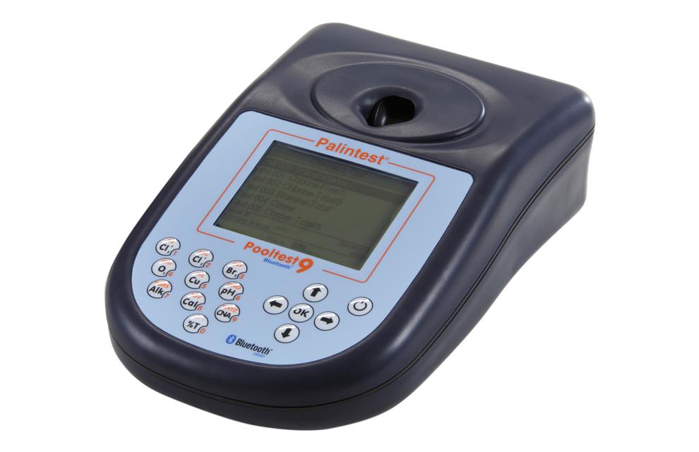 Photomètre Pooltest 9 Bluetooth