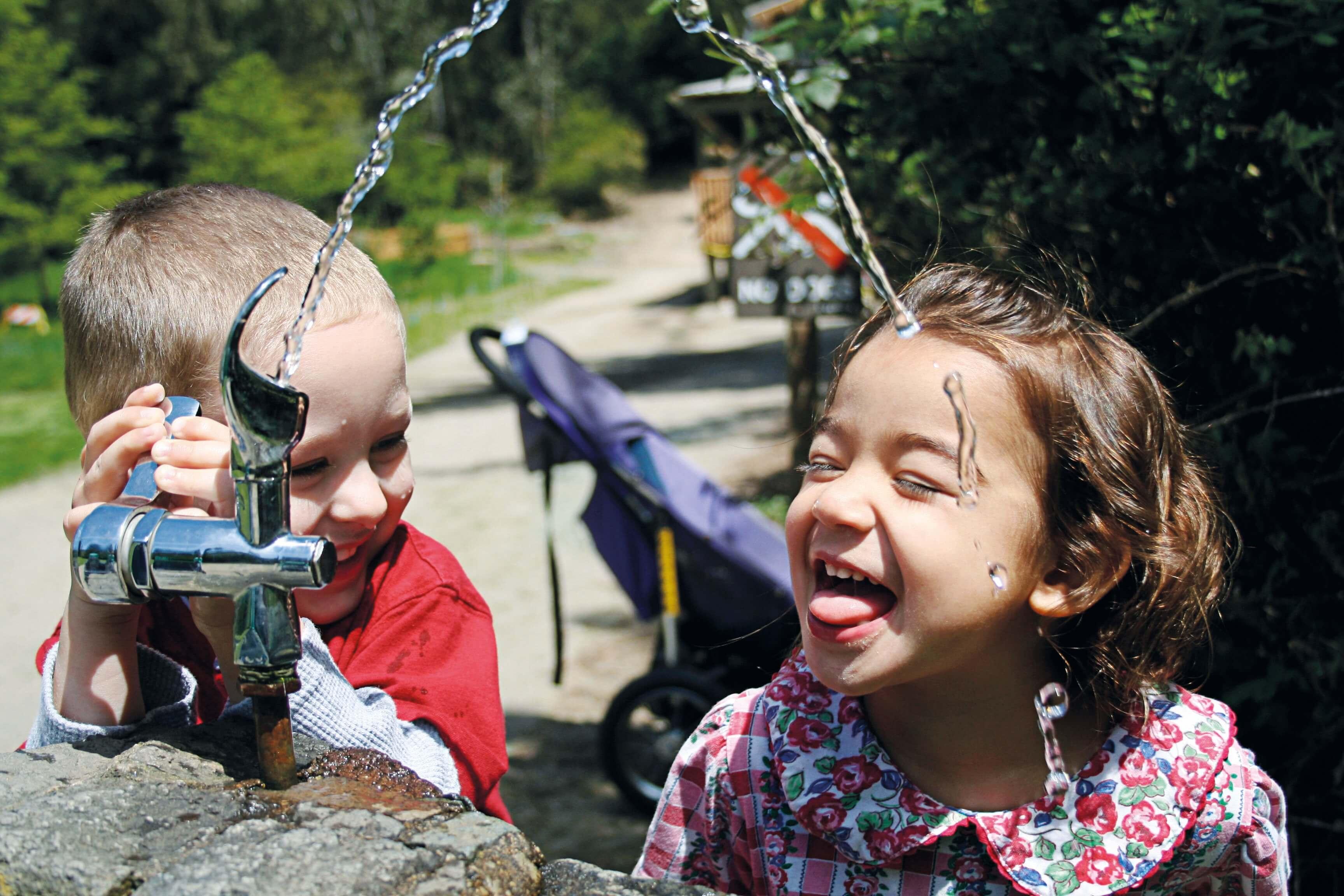 La protection de l'eau potable dans les écoles
