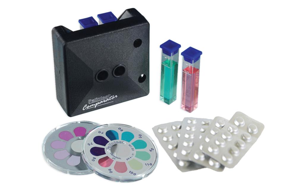 Kits comparateur standard pour piscines