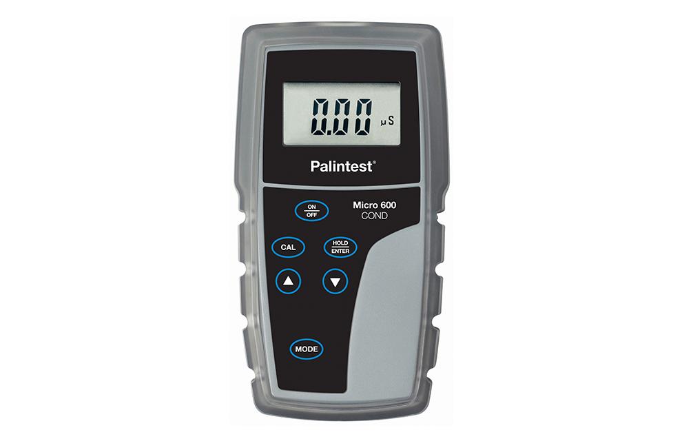 Micro 600 Conductimètre et Appareil de Mesure de Poche