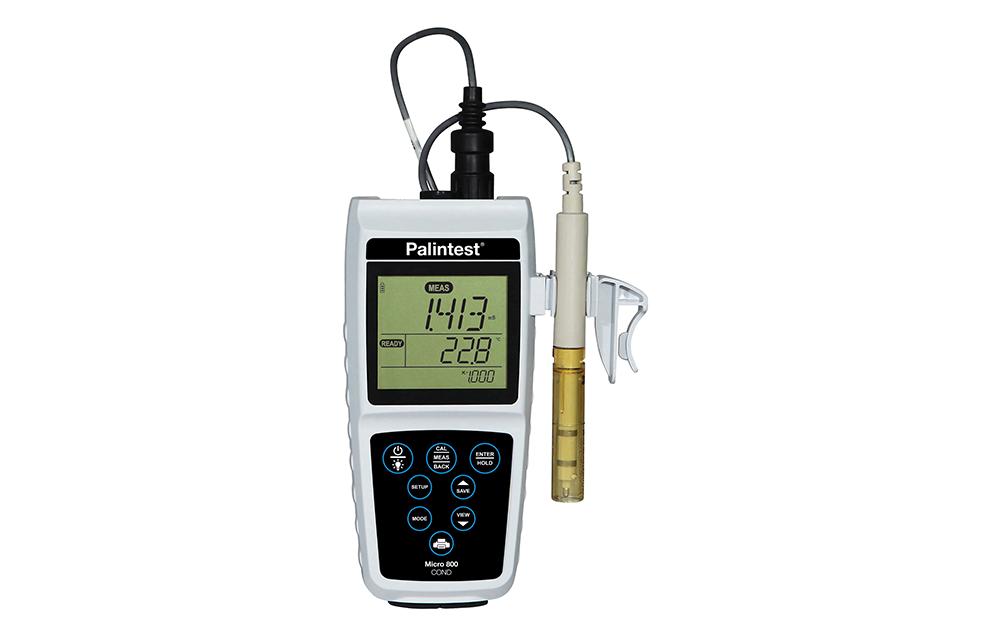 Conductimètre/Appareil de Mesure MDT à Main Micro 800
