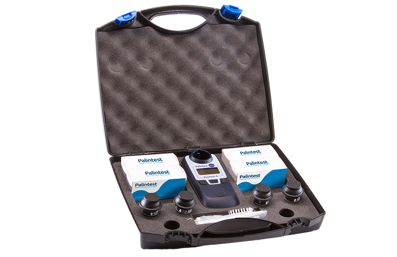 Photomètre Pooltest 4 Compact