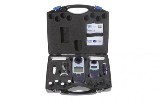 Kit photomètre de Turbidité/TSS et Ammonia (Nessler et Indophenol)