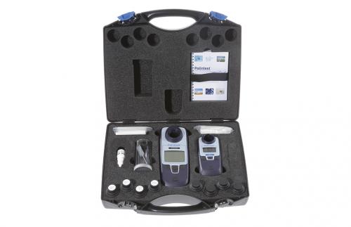 Kit photomètre de turbidité/TSS et dioxyde de chlore