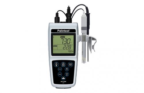 PH-Mètre à Main Micro 800