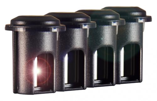 NDF Étalons de contrôle pour compteur Compact ClO2+